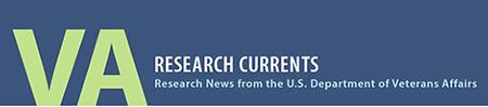 VA Research Currents header