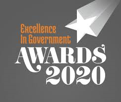 2020 Excellence in Government Gold Award