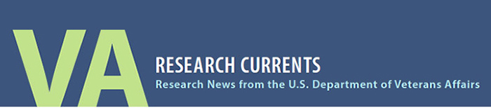 VA Research Currents header image