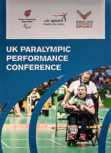 UK Paralympic Performance Conference image