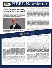 January 2018 HERL Newsletter