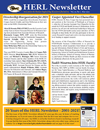 May 2021 HERL Newsletter